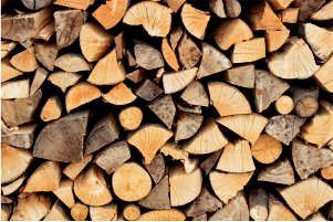 jakość drewna opałowego