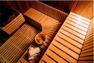 sucha sauna zdrowotne właściwości