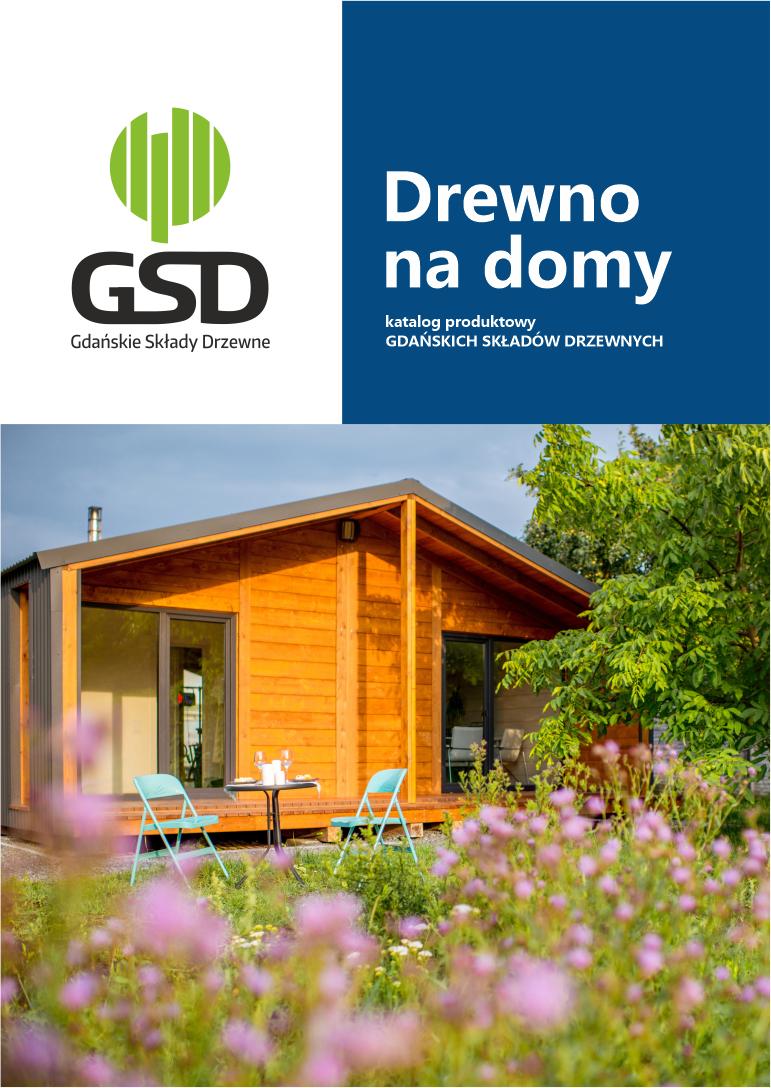 katalog drewno na domy