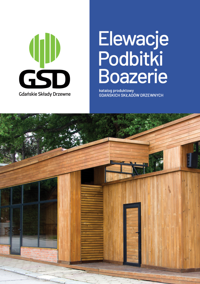 Katalog Elewacje GSD