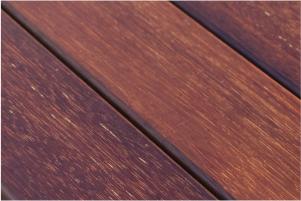 merbau drewno