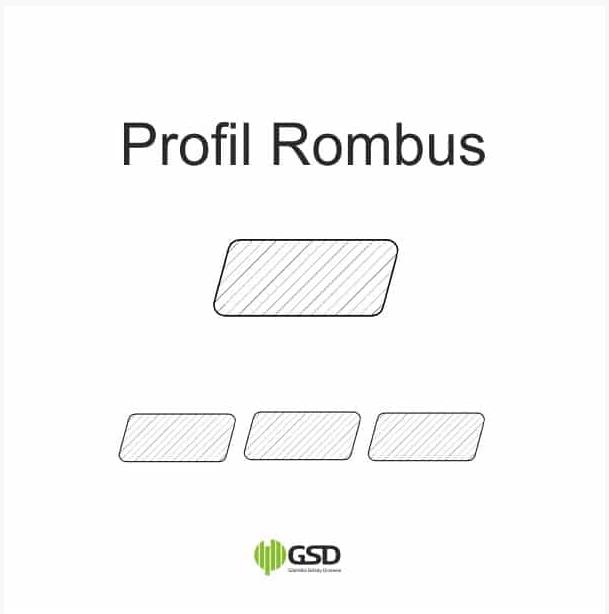 profil rombus