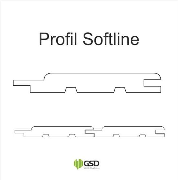 profil softline deska elewacyjna