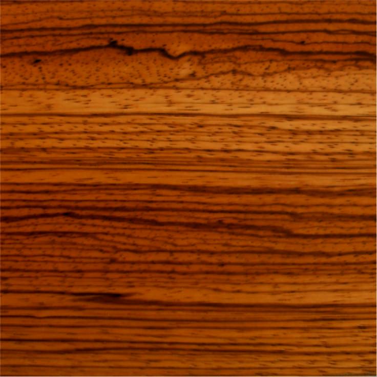 zebrano drewno