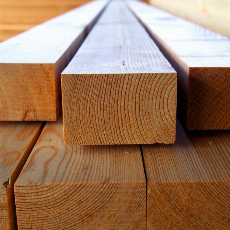 legar drewniany modrzew syberyjski