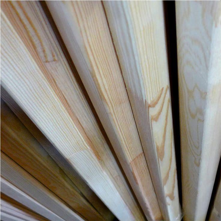 listwy montażowe drewniane