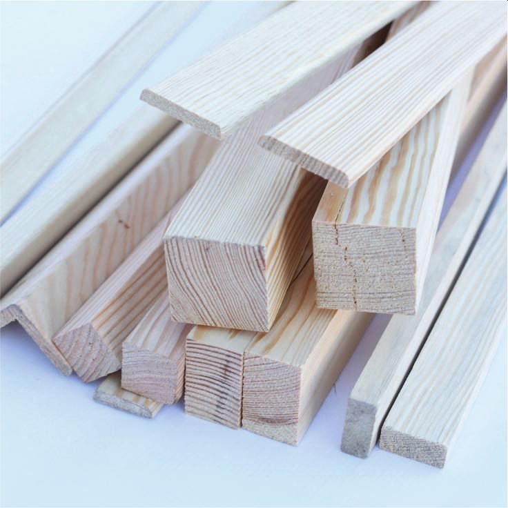 listwy wykończeniowe drewniane
