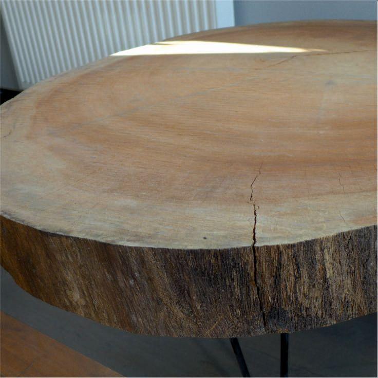 plaster z drewna tali