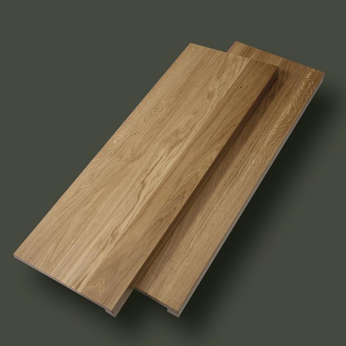stopnie drewniane dębowe